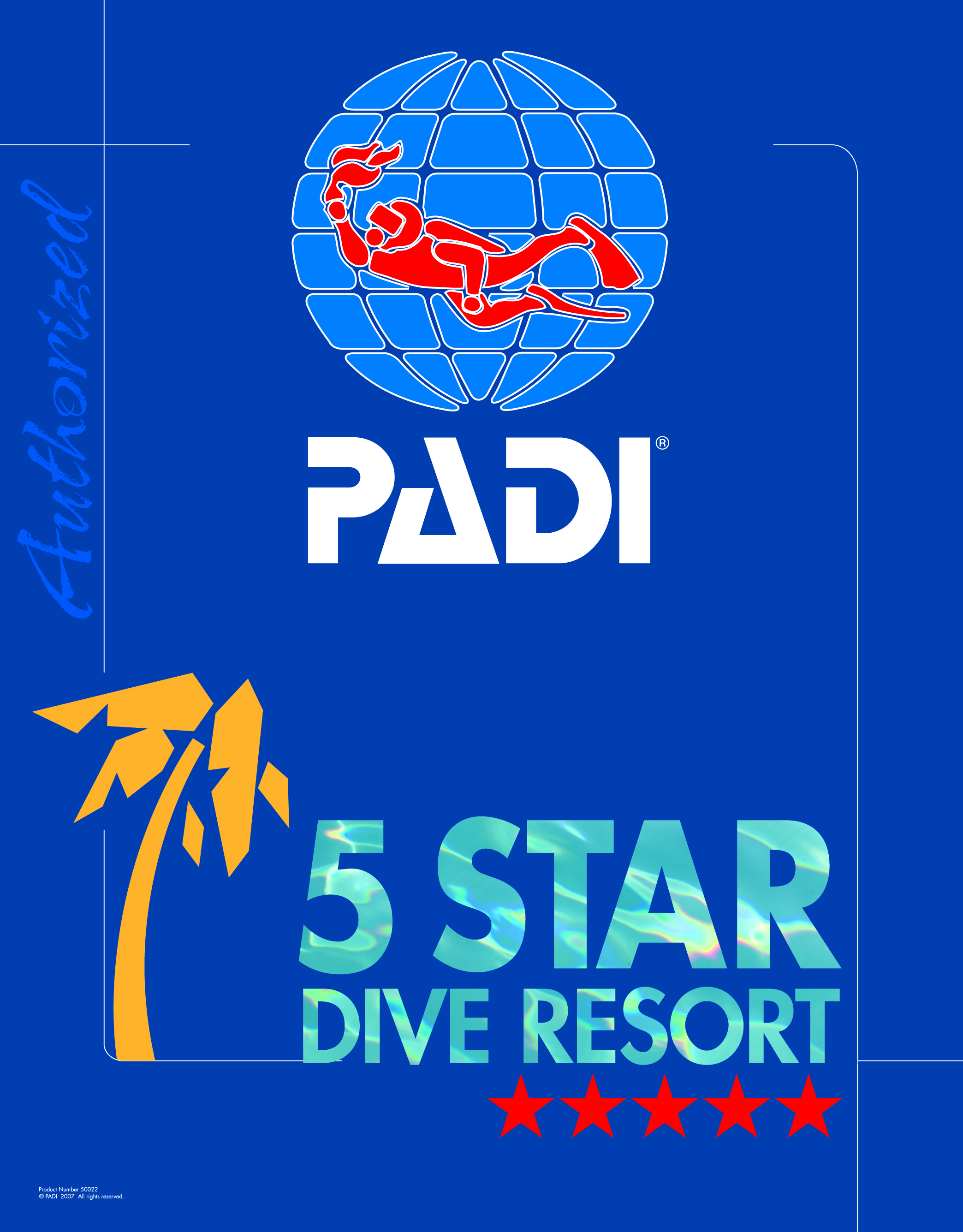 Strýtan Divecenter is now a PADI 5* Dive Resort!